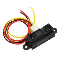 Sensor de Distancia Infrarrojo Modelo SHARP GP2Y0A21YK0F