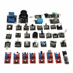 Kit 37 Sensores Analogos y Digitales para Arduino o Microcontroladores