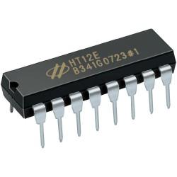HT12E Codificador Serial de Datos para Control Remoto RF o IR
