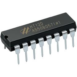 HT12D Decodificador Serial de Datos para Control Remoto RF o IR