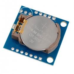 Módulo DS1307 RTC con Memoria EEPROM AT24C32 32kB