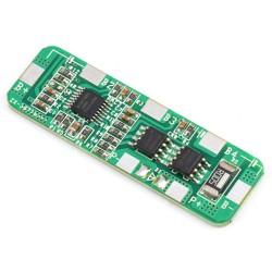 Módulo Cargador BMS 4S Modelo HH-P3-10.8 para 4 Baterías de Litio 18650