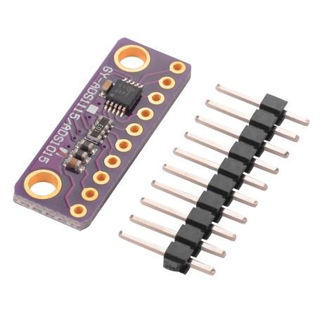 Módulo ADS1115 Conversor ADC I2C 16 bits 4 Canales