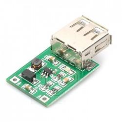 Módulo Convertidor Step Up USB Entrada 0.9V a 5V y Salida 5.1V 600mA