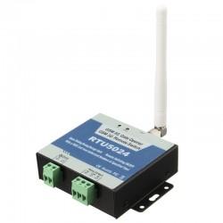 Interruptor Controlador Inalámbrico Relé GSM Modelo RTU5024