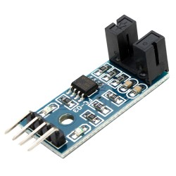 Módulo Sensor IR Infrarrojo Lector Encoder Óptico FC-03