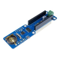 Shield Arduino NANO Data Logging con RTC DS1307 y Slot Micro SD
