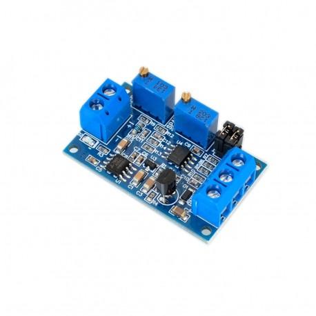 Módulo Conversor Análogo Corriente a Voltaje 4-20mA a 0-3.3V / 5V / 10V