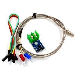 Sensor de Temperatura MAX6675 Con Termpcupla Tipo K