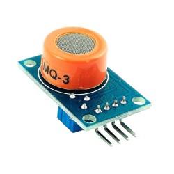 MQ-3 Sensor de Gas Alcohol Y Etanol