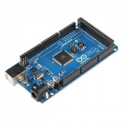 MEGA2560 R3 con Cable USB 10 LEDs y 10 Resistencias