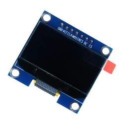 Pantalla Monocromática 0.96' LCD OLED Gráfico SPI 128x64