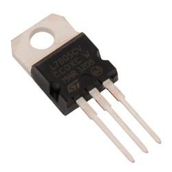 Regulador de Tensión Lineal L7805CV Versión 1.5Amp