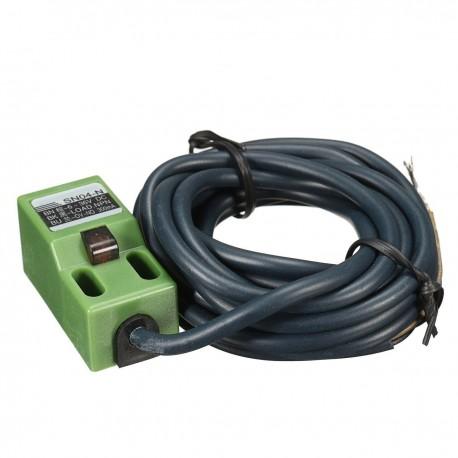 Sensor de Proximidad Inductivo NPN NO Modelo SN04-N 6 a 36VDC