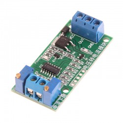 Módulo Conversor Lineal Análogo Voltaje a Corriente 0-5V a 4-20mA
