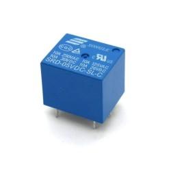 Relé Electromecánico Modelo SRD-05VDC-SL-C 5V