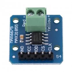 Módulo MAX6675 Conversor para Sensor Temperatura Termocuplas K