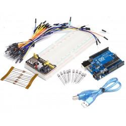 Kit Básico de Iniciación Arduino UNO R3