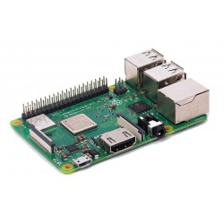 Raspberry Pi 3 Modelo B Plus 1.4GHz Wifi y Bluetooth Integrado