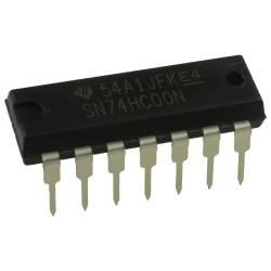 IC 74HC00N Circuito Integrado Compuerta Lógica 4x Dual NAND