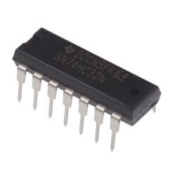 IC 74HC32N Circuito Integrado Compuerta Lógica 4x Dual OR