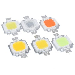 LED High Power 10 Watt 9-12VDC 800-900mA Colores