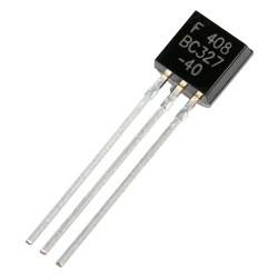 Transistor PNP BC327 para Aplicaciones de Switching y Amplificación