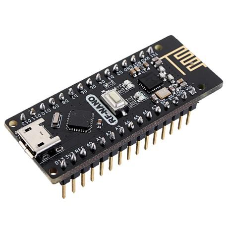Arduino NANO RF V3.0 NANO-RF Micro USB con NRF24L01 Integrado