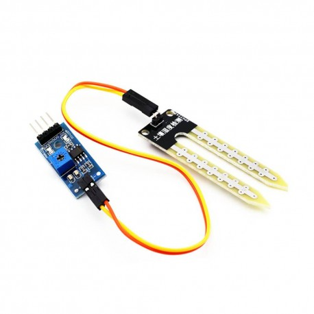 Sensor de Humedad de Suelo Modelo YL-38 y Sonda YL-69