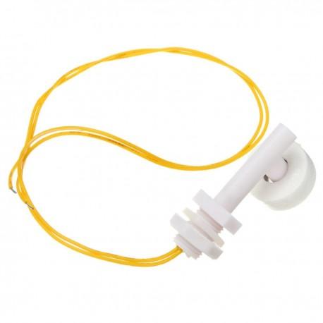 Mini Sensor de Nivel Liquido Flotante Recto 90° Magnético ON-OFF