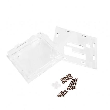 Caja Acrílico Transparente Armable para Controlador de Temperatura W1209