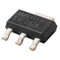 Regulador de Tensión 5V AMS1117 SMD