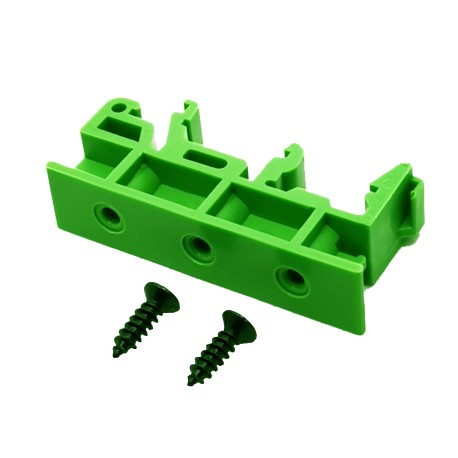 Soporte Placa PCB para Montaje en Riel DIN 35 Modelo DRG-01