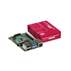 Raspberry Pi 4 Modelo B 1GB Quad Core Cortex-A72 1.5GHz Dual Wifi Bluetooth 5.0