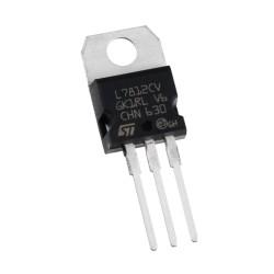 Regulador de Tensión Lineal L7812CV Versión 1.5Amp