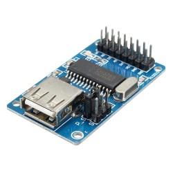 Módulo Lectura Escritura USB CH376S Controlador y Administrador de Archivos