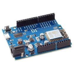 Tarjeta de Desarrollo ESP8266 ESP12 WeMos D1 Wifi Micro USB