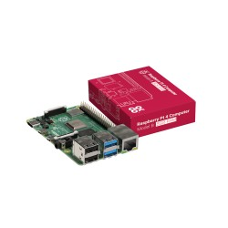 Raspberry Pi 4 Modelo B 8GB Quad Core Cortex-A72 1.5GHz Dual Wifi Bluetooth 5.0
