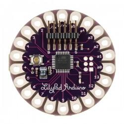Arduino LilyPad Incluye 10 LEDs 5mm y 10 Resistencias