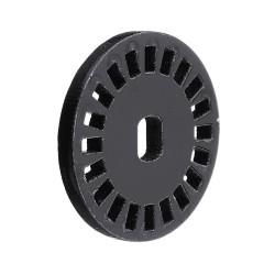 Disco Rueda Encoder 20 Orificios para Medir Velocidad Motores