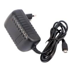 Transformador Adaptador Micro USB 5 Volts 3 Amperes para Raspberry Pi V3