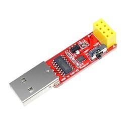 Adaptador Programador USB Serial TTL Para Modulo ESP8266-01
