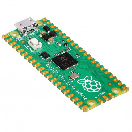 Raspberry Pi Pico Microcontrolador SoC RP2040 Micro Python Micro USB