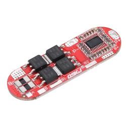 Módulo Cargador Protector BMS 5S 25A 5 Baterías de Litio 18650