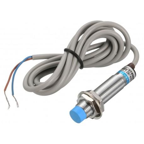 Sensor de Proximidad Inductivo AC 90-250V 2 Cables Modelo LJ12A3-4-J/EZ