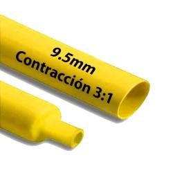 Editando: Tubo Termocontraible Aislante Colores 3:1 Diámetro 9.5mm con Adhesivo 1 Metro