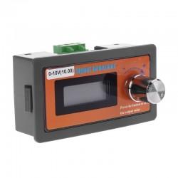 Módulo Digital para Panel Generador de Voltaje Tensión Ajustable 0-10V