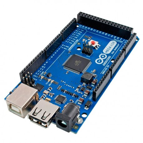 Arduino MEGA2560 ADK R3 for Android con Cable USB 10 LEDs y 10 Resistencias