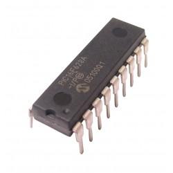 Microcontrolador 8bits Familia 16F PIC16F628A 18 Pines
