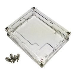 Caja Case Armable Arduino UNO Acrílico Transparente